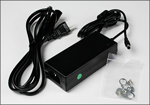LEDブラックパネル付属品